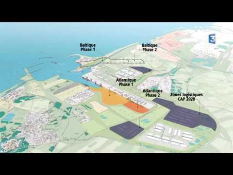Port de Dunkerque : avec le projet CAP 2020, l'espoir de 16 000 emplois créés