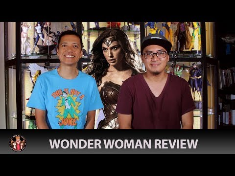 Movie Review: Wonder Woman | The Rule of Nerds