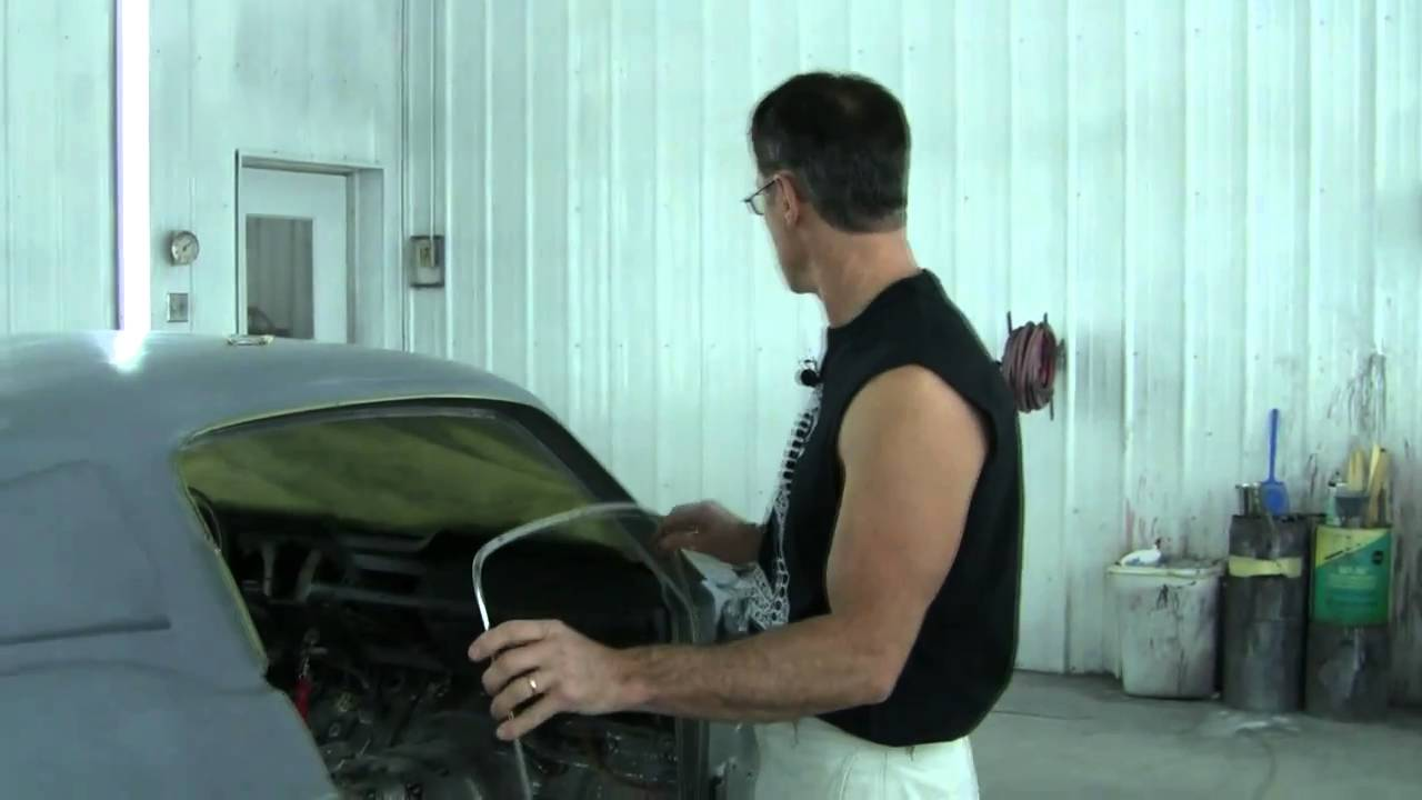 Mustang Drip Rail Molding Installation Youtube