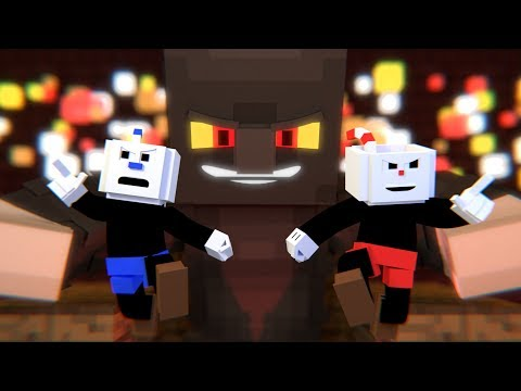 """""""The Devil's Due"""" Minecraft Music Video   3A Display (Song by TryHardNinja)"""