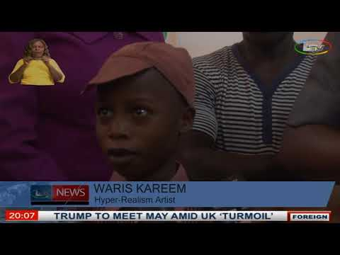 Ambode Promise To Sponsor Waris Kareem, The 11yr old Hyper R
