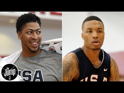 Predicting the superstars who will play for Team USA in the 2020 Olympics | The Jump