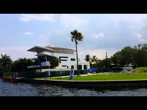 Fort Lauderdale Boat Sight seeing Tour