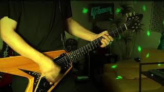 Tom Morello - Rabbit's Revenge (Guitar Cover)