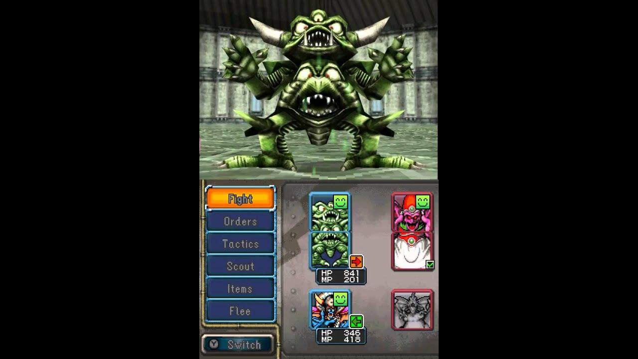 FR]dragon quest monster joker 2 pro (dqmj2p) let's play