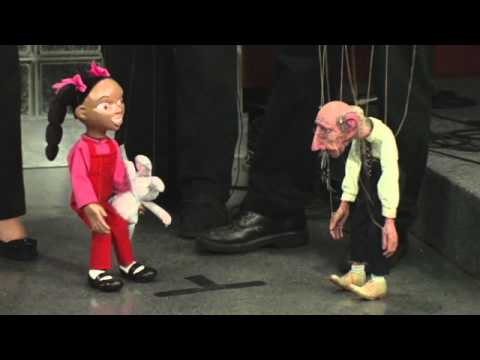 Pulling Strings with the Columbia Marionette Theater
