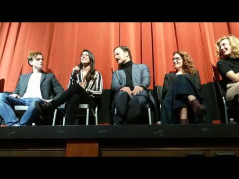 X Company cast talk about how the  impacted them