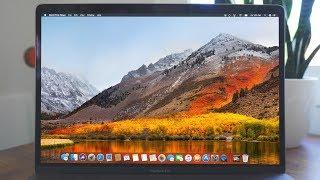 What's New in macOS High Sierra!