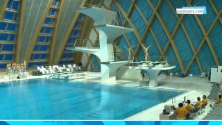 Чемпионат России по прыжкам в воду.Женщины.14 06 2014