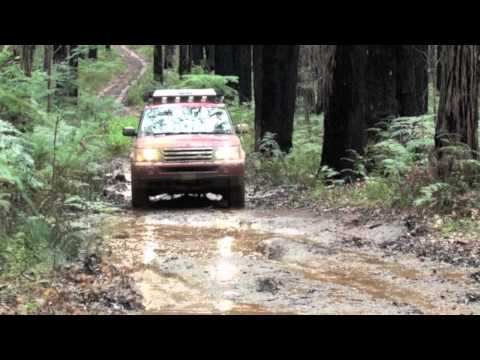 Official off-road test MY11 Range Rover Sport.mov