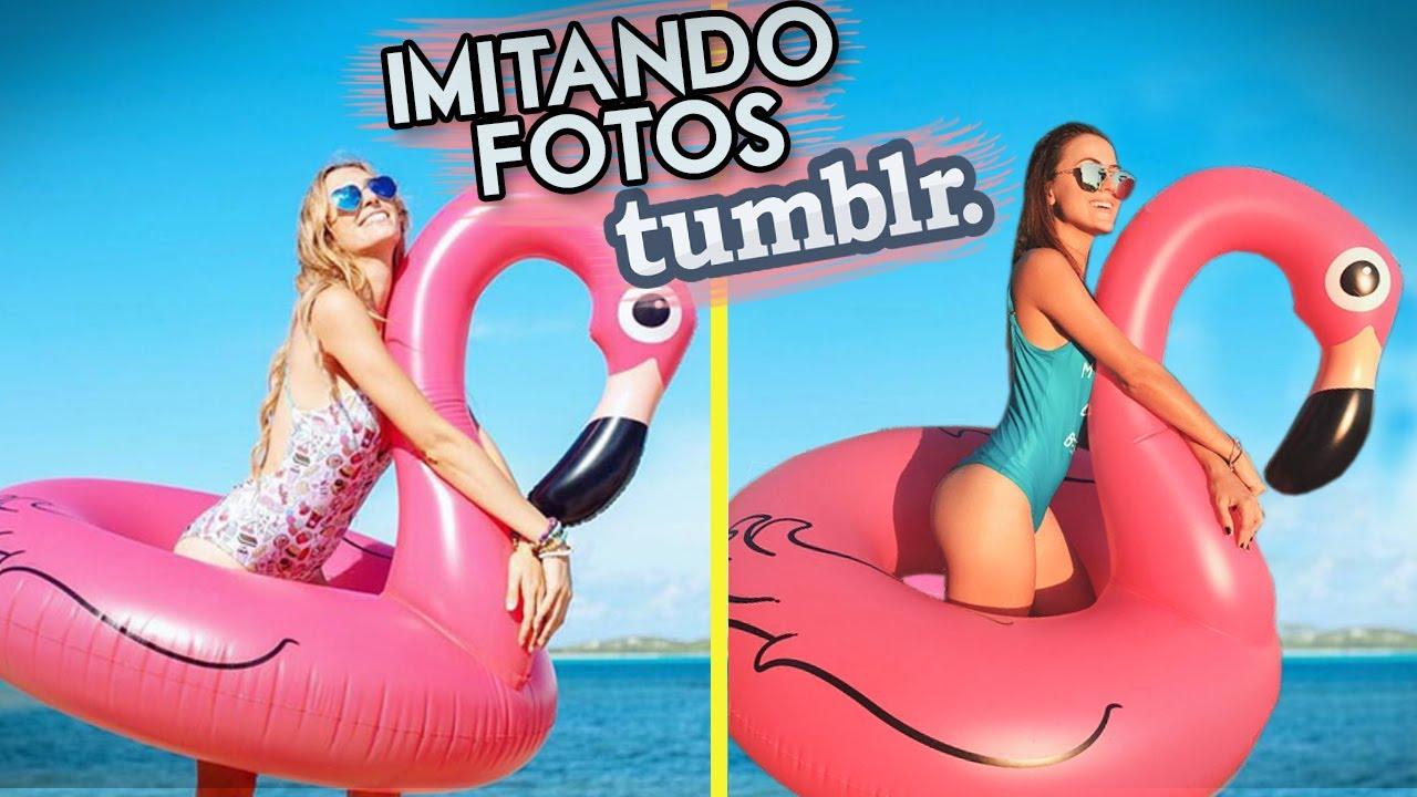 Imitando fotos tumblr na piscina youtube for Imajenes de pisinas