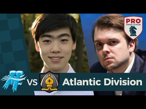 2018 PRO Chess League: Week 1 - Atlantic Division