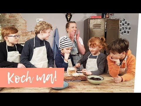 Koch ma! mit Pausenbrot, Pizzawaffel & Kids