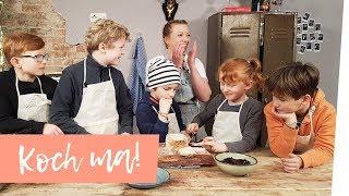 Gesunde Snacks mit und für Kinder machen | Koch ma!