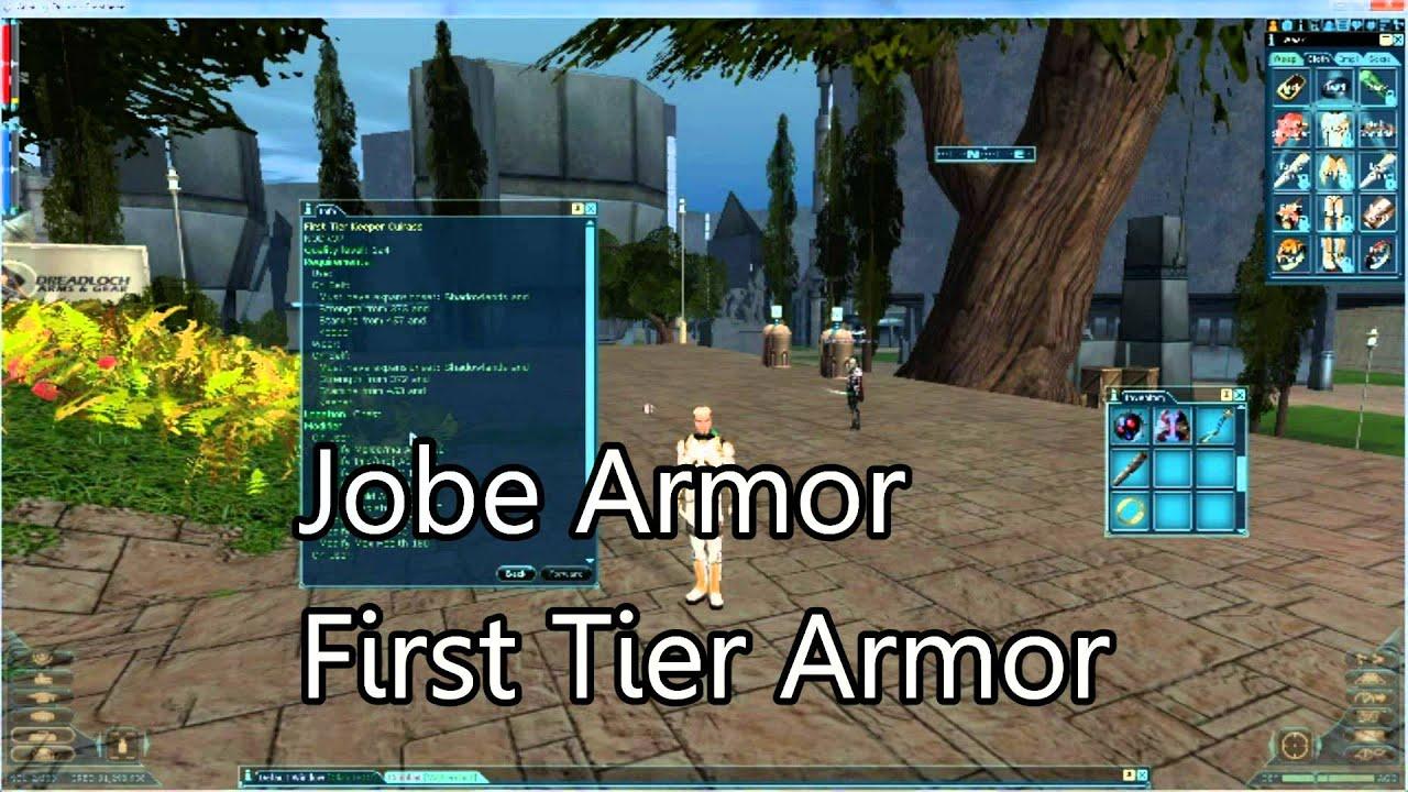 Grid armor twink