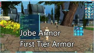 Cheapest Leveling Armor in Anarchy Online