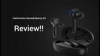 TaoTronics Sound Liberty 53: Review