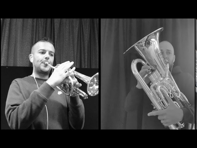 The Vow (Andrew Wainwright) Featuring Tom Hutchinson (cornet) & Glenn Van Looy (euphonium)