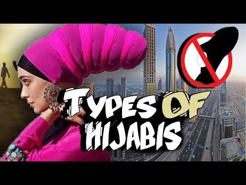 types-of-hijabis