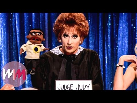 Top 10 Snatch Game Performances from RuPaul's Drag Race