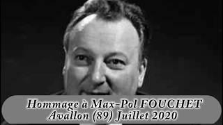40ème ANNIVERSAIRE DE LA DISPARITIODE MAX-POL FOUCHET : 1980 - 2020