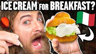 International Breakfast Sandwiches Taste Test