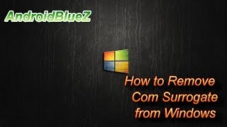 Com Surrogate : How to remove infected