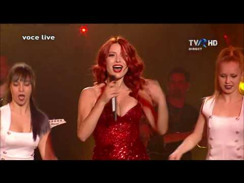 Elena Gheorghe - The Balkan Girls (LIVE @ Eurovision. Aleșii!)
