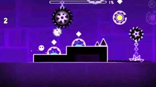 Free Stars level #2 -- 8* -- Geometry Dash -- darkuter