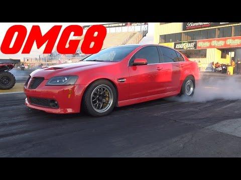 OMG8 - 9 second, 1000 HP Turbo G8