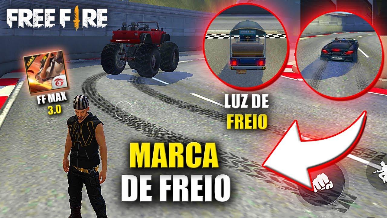 TESTEI AS NOVAS FUNÇÕES DOS VEÍCULOS NO FREE FIRE MAX 3.0