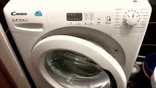 стиральная машина Candy CS4 1051 D1 обзор