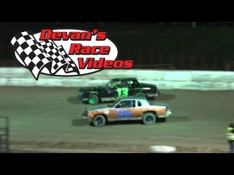 May 23, 2015 | Hobby Stock A-Main | El-Paso County Raceway