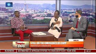 Why We Pulled Out Of CUPP Agreement - ADP Governorship Aspirant Pt.2 |Sunrise Daily|