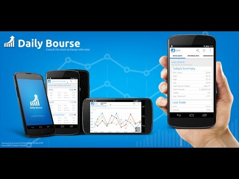 Daily Bourse [Android Version]