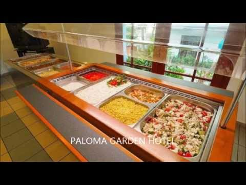Charter Creta Heraklion - PALOMA GARDEN HOTEL - Central Travel Bucuresti