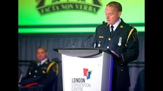 Steve Williams sworn in as new police chief