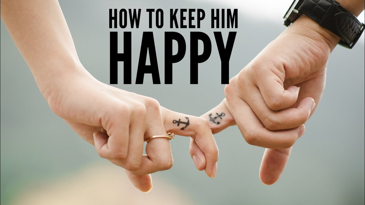3 ways to please your man | How to please your man - YouTube