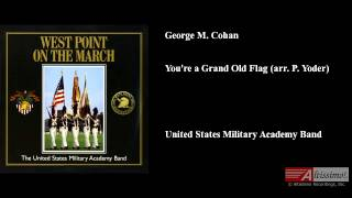 Watch George M Cohan Youre A Grand Old Flag video