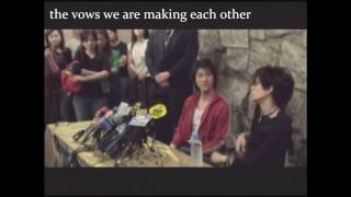 Watch in HD! Gackt ~ Love Letter [eng sub] I dedicate this video to...