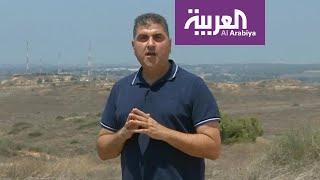 توتر عند حدود قطاع غزة