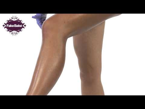 Fake Bake - How to apply Original Self Tan Lotion