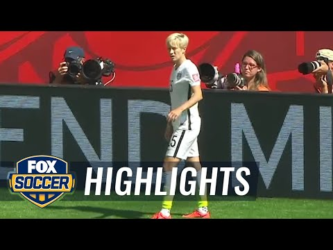 Best of the USWNT in two minutes - 2015 FIFA Women