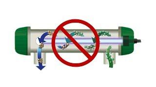 Почему в прудах ультрафиолет (УФ) не убирает водоросли? 3/8 Ошибки фильтрации.