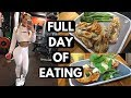 What I Eat In A Day | STAYING LEAN WHILST BUILDING MUSCLE WITHOUT TRACKING MACROS