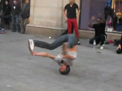 baile Barcelona - vino N2 break dance hiphop y wiki - YouTube 4cf487afa90
