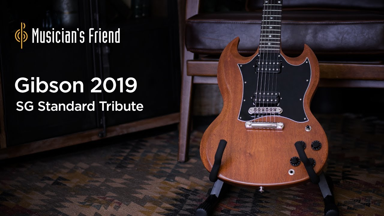 Gibson 2019 Guitars and Basses Unveiled | The HUB