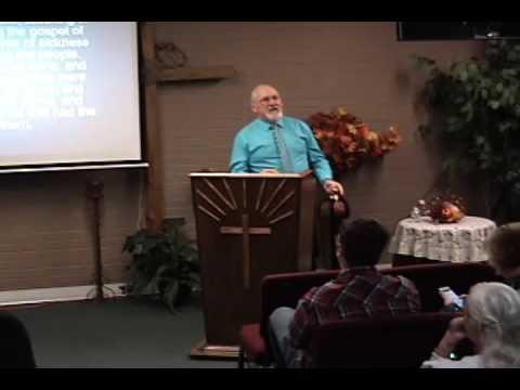 What do you hear - Pastor James Benson