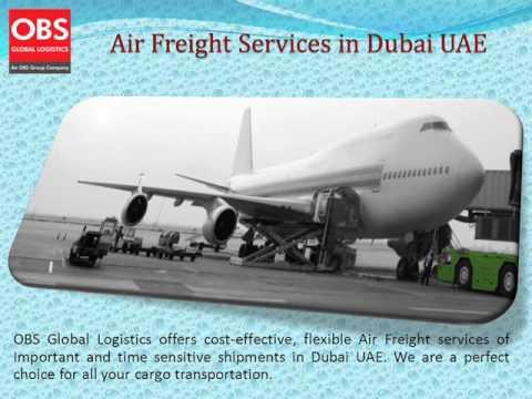 Sea Freight Services in Dubai UAE