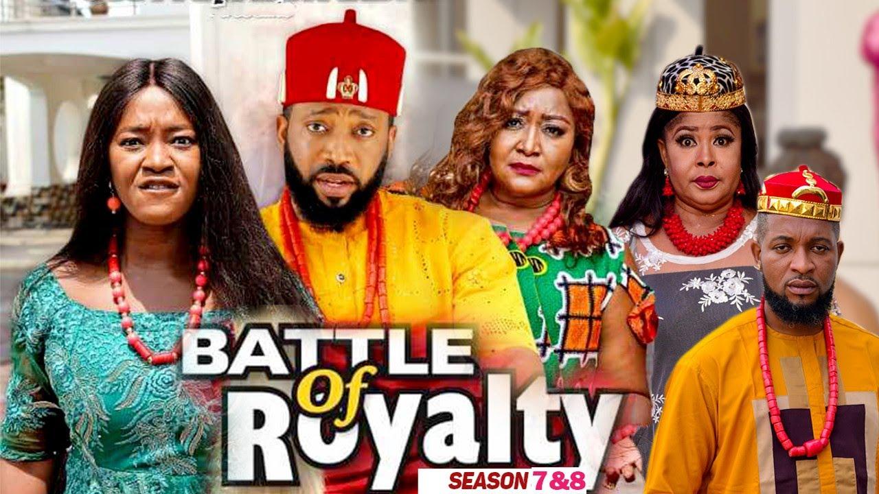 Download BATTLE OF ROYALTY (NEW MOVIE) {FREDRICK LEONARD} - 2021 LATEST NIGERIAN NOLLYWOOD MOVIES